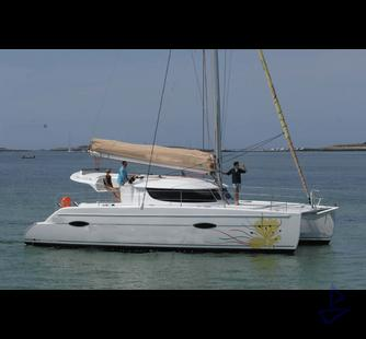Fountaine Pajot Fountaine Pajot (2010) Catamaran Charter